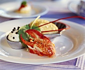 Lobster appetiser