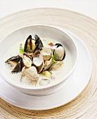 Mussel stew