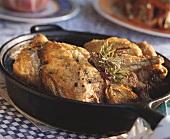 Chicken, Portuguese style