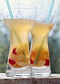 Cuban fruit drink