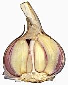 Half a garlic bulb