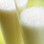 Frothy milkshakes