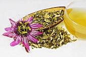 Passion-flower tea