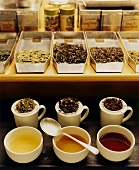 Assorted Tea Leaves