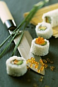 California roll (Maki sushi with crabmeat)