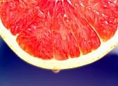 Squeezing a grapefruit