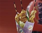 Spicy satay (Indonesia)