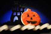 Halloween biscuit (pumpkin)