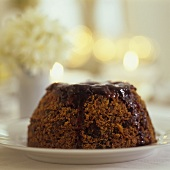 Figgy pudding (traditional at Christmas, UK)