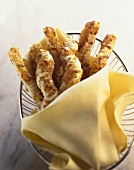 Caraway cheese straws