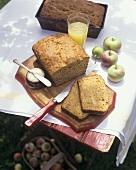 Apfelkastenkuchen