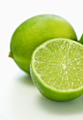 Half and whole lime