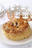 Galettes des Rois (Three Kings cake, France)