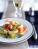 Crab and Artichoke Appetizer