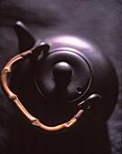 A Black Tea Pot
