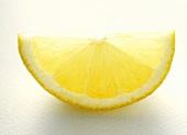 A Lemon Wedge