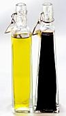 Olivenöl und Balsamicoessig