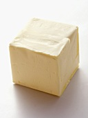 A Cube of Wrapped Butter
