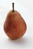 A Red Bartlett Pear