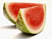 Two Slices of Watermelon