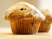 A Raisin Muffin
