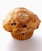 A Sugar-Coated Blueberry Muffin
