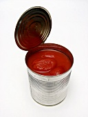 Open Can of Tomatoes