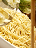 Eine Schüssel Spaghetti