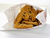 Bag of Chocolate Chip Cookies