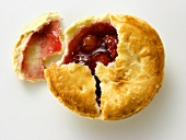 Cherry Pie with Piece Removed