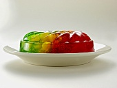 Jell-O Fruit Mold