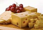 Swiss Cheese; Blocks, Cubes and Slices