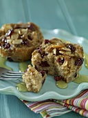 Sweet Cranberry Muffins