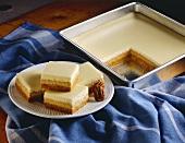 Cream Cheese Dessert Bars