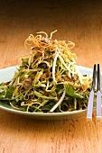 Bean sprout salad (Asia)