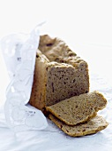 Homemade orange bread