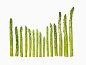 Green asparagus (diagram)