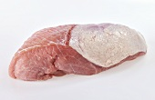 Raw veal fillet