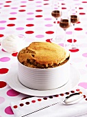 Ginger souffle
