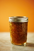 Small Jar of Husk Cherry (Ground Cherry) Jam