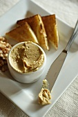 Fois Gras Pate with Toast Points