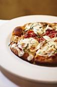 Individual Thick Crust Margarita Pizza