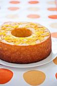 Whole Orange Pound Cake