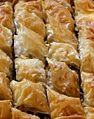 Baklava in Aluschale