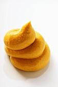 Blob of mustard