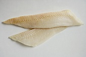 Two sole fillets