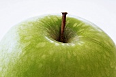 Granny Smith apple (detail)