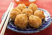 Breaded shrimp balls (Asia)