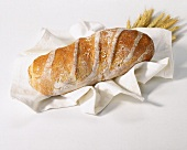 French country bread (Pain de Champagne), cereal ears