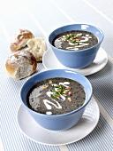 Cep Cream Soup